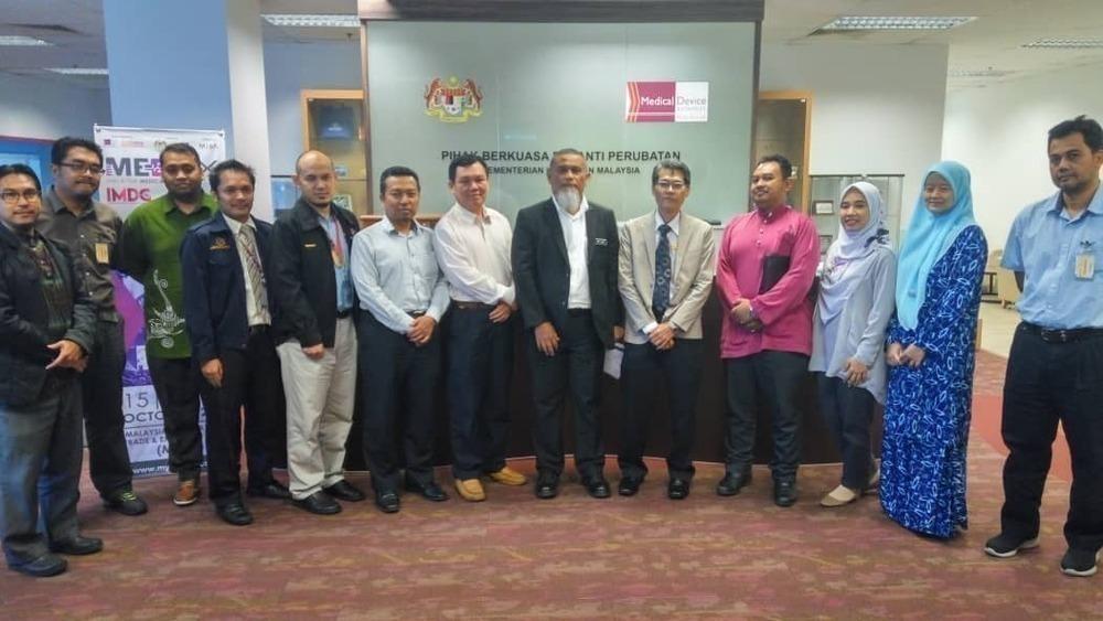 Lawatan Kerja Penandaarasan Bahagian Kawalselia Radiasi Perubatan Bkrp Ke Pihak Berkuasa Peranti Perubatan Kementerian Kesihatan Malaysia Medical Device Authority Mda